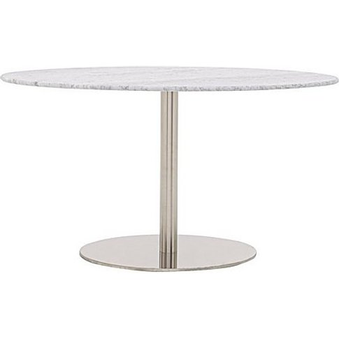 Helsinki Oval Dining Table - 120-Cm