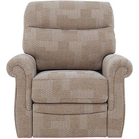 G Plan - Avon Fabric Lift And Rise Armchair - Beige