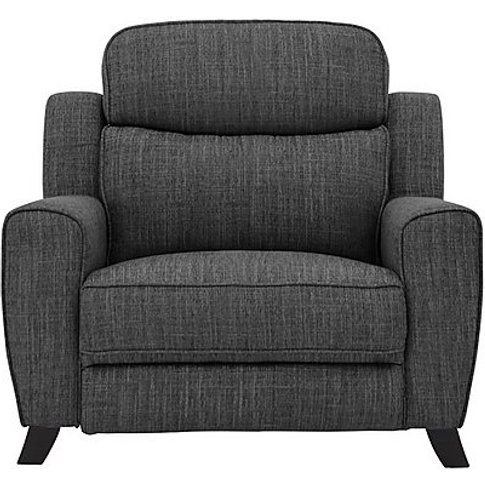 Comfort Story - Title Fabric Snuggler Power Recliner...