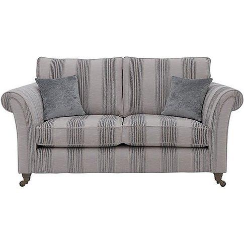 Ayda 2 Seater Classic Back Fabric Sofa - Pattern