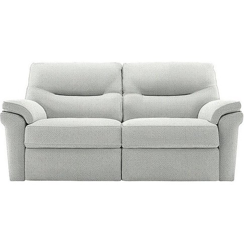 G Plan - Seattle 2.5 Seater Fabric Sofa