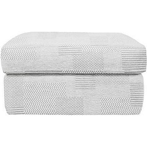 G Plan - Seattle Fabric Footstool