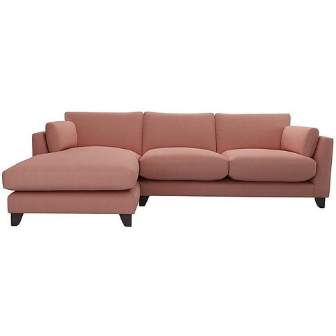 The Lounge Co. - Peyton 3 Seater Fabric Chaise End S...