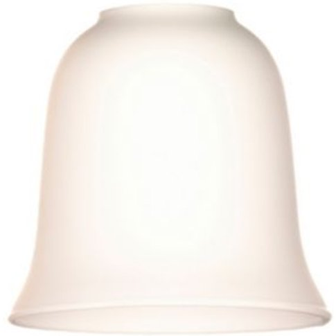 Colours Cataluna Opal white Light shade (D)118mm