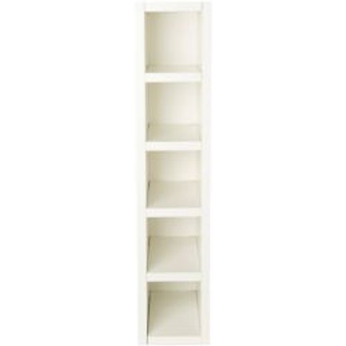 Cooke & Lewis White Wine rack cabinet (W)150mm