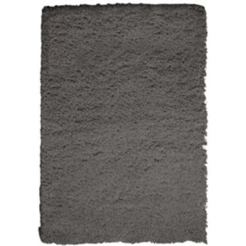 Colours Ava Dark Grey Rug (L)1.6m (W)1.2m