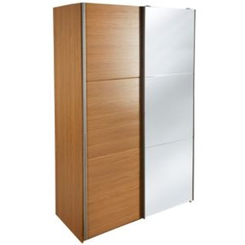 Cooke & Lewis Kendal Contemporary Oak Effect Wardrob...