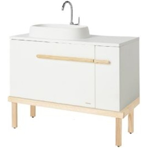 GoodHome Adriska Vanity unit & basin pack