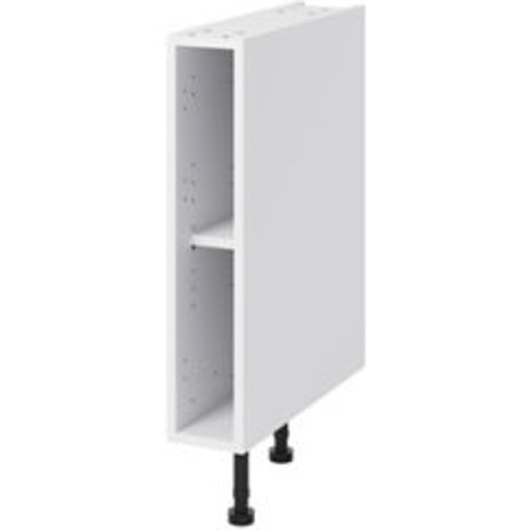 Goodhome Caraway White Base Cabinet  (W)150mm