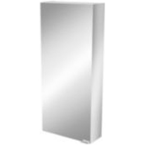 GoodHome Imandra Mirrored Wall cabinet  (W)400mm
