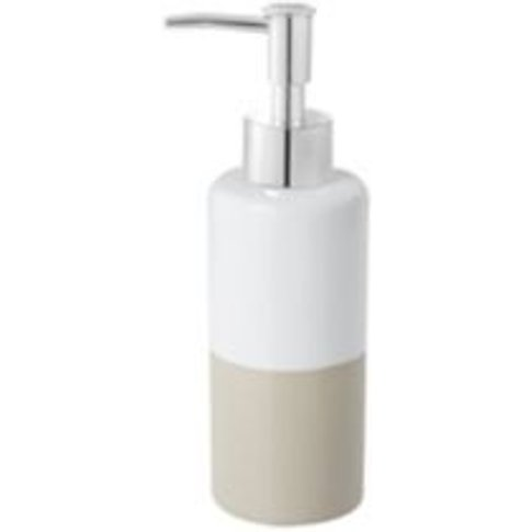 Cooke & Lewis Diani Pebble Gloss Soap Dispenser