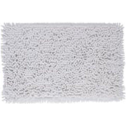 Cooke & Lewis Abava White Polyester Slip Resistant B...