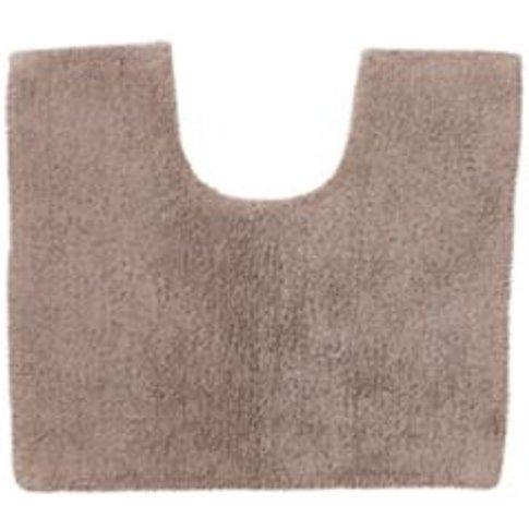 Cooke & Lewis Diani Taupe Cotton Tufty Slip Resistan...