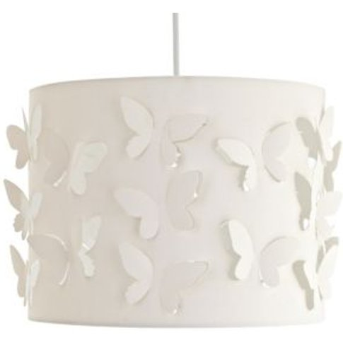 Colours Carriera Cream Butterfly Cut Out Light Shade...