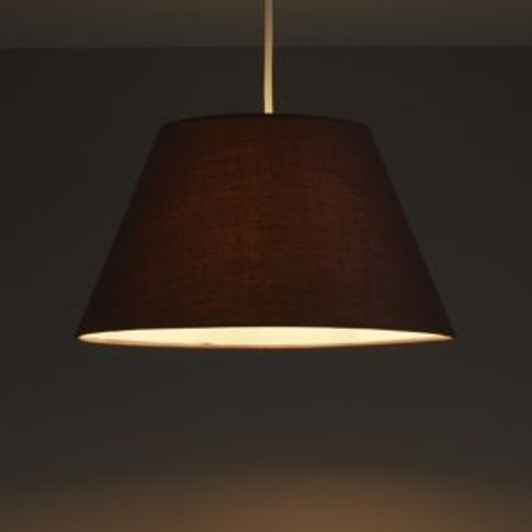 Colours Eos Blueberry Light Shade (D)305mm