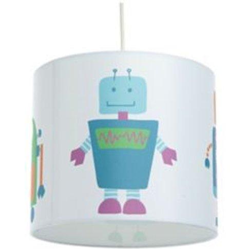 Colours Multicolour Robots Light Shade (D)25cm