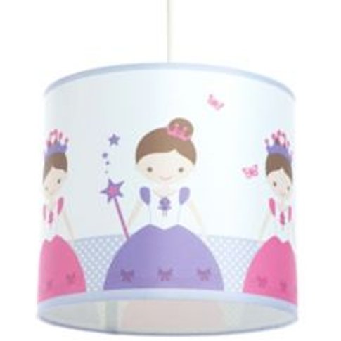 Colours Multicolour Princess Light Shade (D)25cm