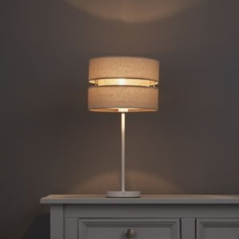 Colours Duo Cream 2 tier Light shade (D)220mm