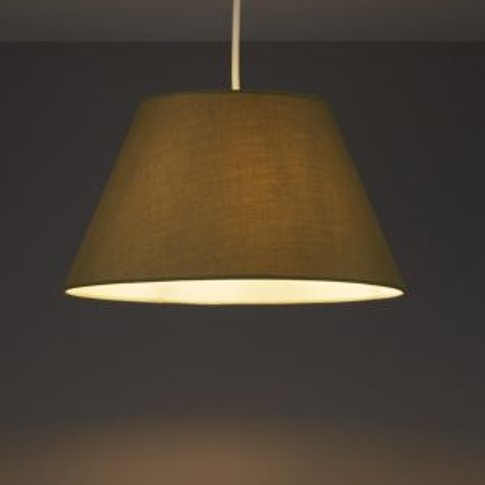 Colours Eos Alep Green Light Shade (D)305mm