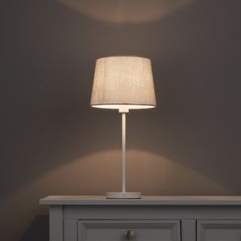 Colours Sadler Mini Grey Metallic Effect Light Shade...