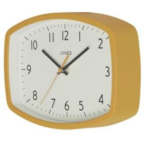 Jones Sketch Ochre Clock