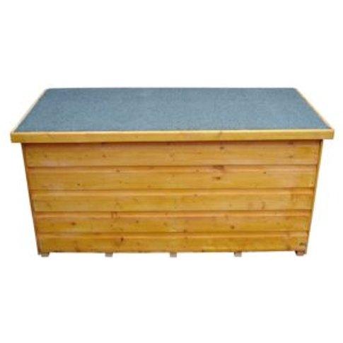 Shire Wooden Garden storage box 4x2