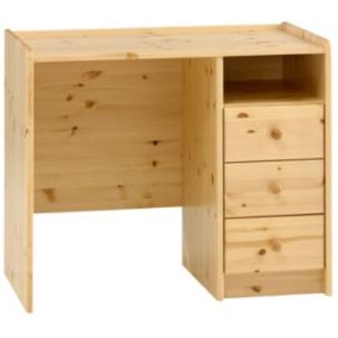 Form Wizard Natural 3 Drawer Chest (H)740mm (W)890mm...