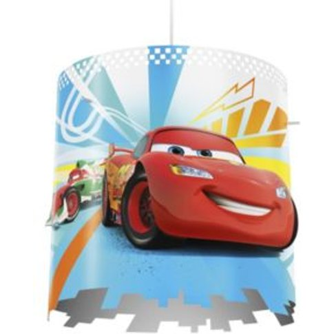 Disney Red & Blue Cars Light Shade
