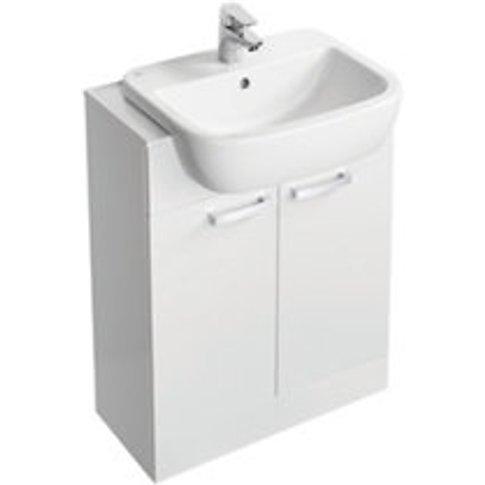 Ideal Standard Tempo White Vanity Unit & Basin Set  ...