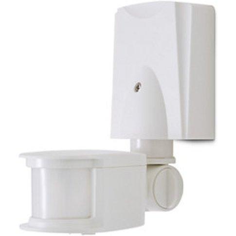 Blooma Merritt White Mains-Powered Wall Lighting Pir...