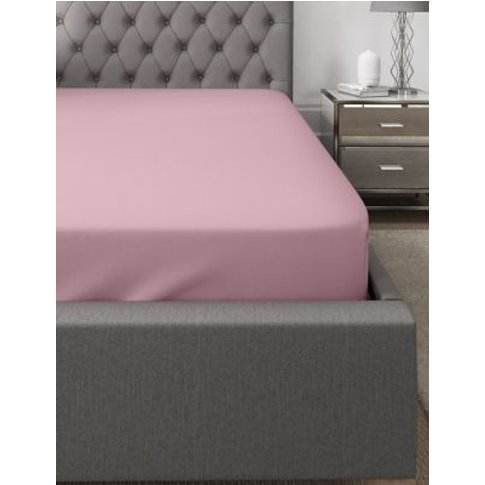 M&S Egyptian Cotton 230 Thread Count Deep Fitted She...