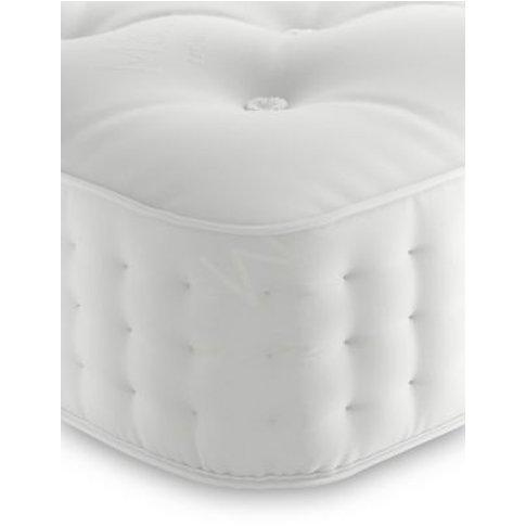 M&S Luxury 3400 Pocket Sprung Medium Mattress - 5ft ...