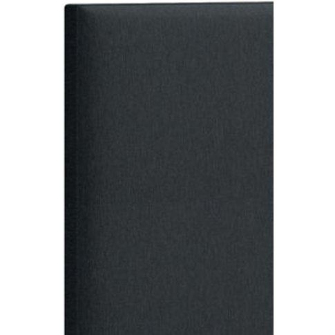 M&S Modern Headboard - 6ft - Charcoal Mix, Charcoal ...