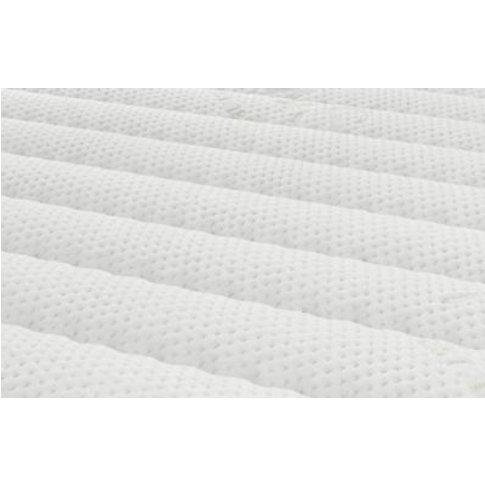 M&S Essential 325 Open Coil Medium Memory Foam Mattr...