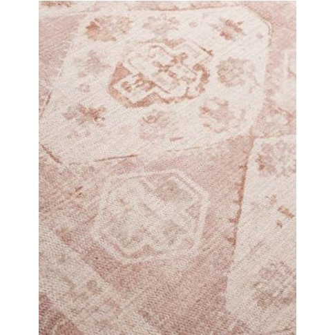 M&S Beatrix Rug - Large - Terracotta Mix, Terracotta...
