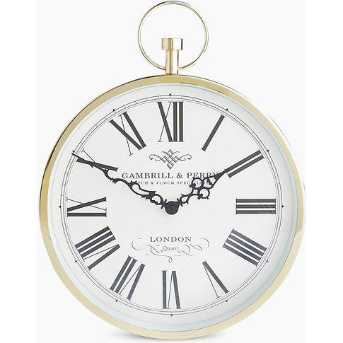 Fob Wall Clock