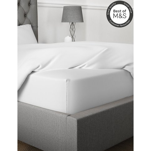 Pure Egyptian Cotton 230 Thread Count Extra Deep Fit...