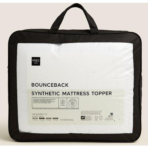 Soft Touch Microfibre Bounceback Mattress Enhancer