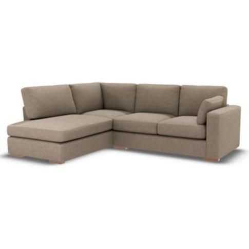 M&S Boston Small Corner Chaise Sofa (Left-Hand) - Sl...