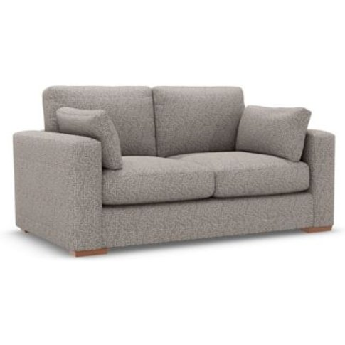 M&S Boston Medium Sofa - Almond, Almond,Dark Grey,Na...