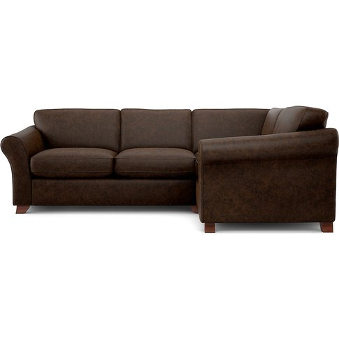 Abbey Relaxed Small Corner Sofa (Right-Hand)
