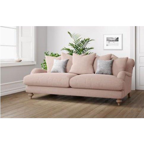 M&S Isabelle Large Sofa - Blush, Blush,Blue