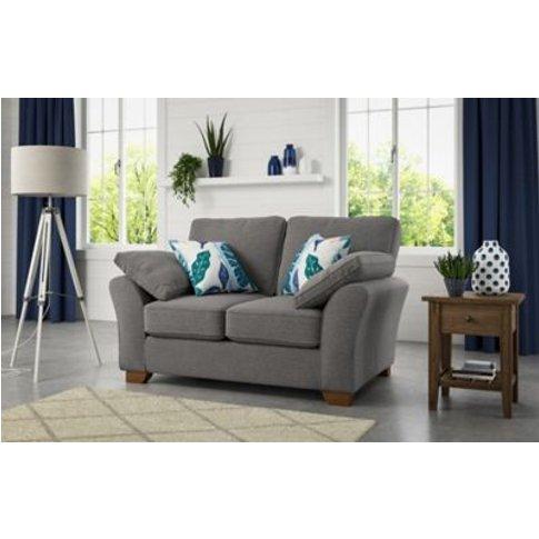 M&S Camborne Small Sofa - Steel, Steel,Charcoal,Duck...