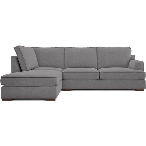 Frankie Corner Chaise Sofa With Storage (Left-Hand)
