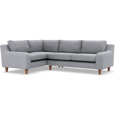 Scarlett Small Corner Sofa (Left-Hand)