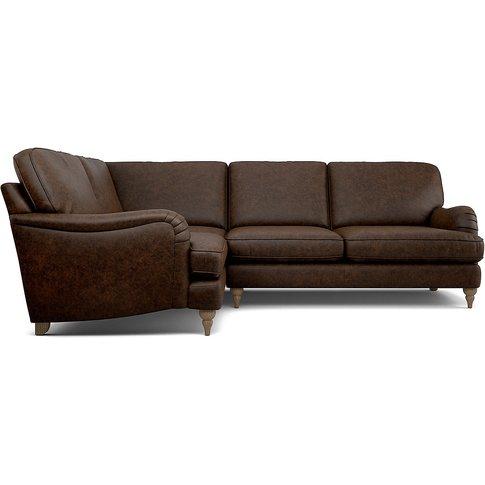 Rochester Small Corner Sofa (Left-Hand)
