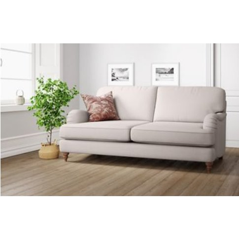 M&S Rochester Large Sofa - Slate, Slate,Terracotta,N...