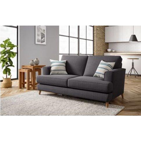 M&S Copenhagen Small Storage Sofa - Smlst - Silver, ...