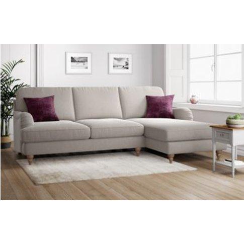 M&S Rochester Corner Chaise Sofa (Right-Hand) - R3st...