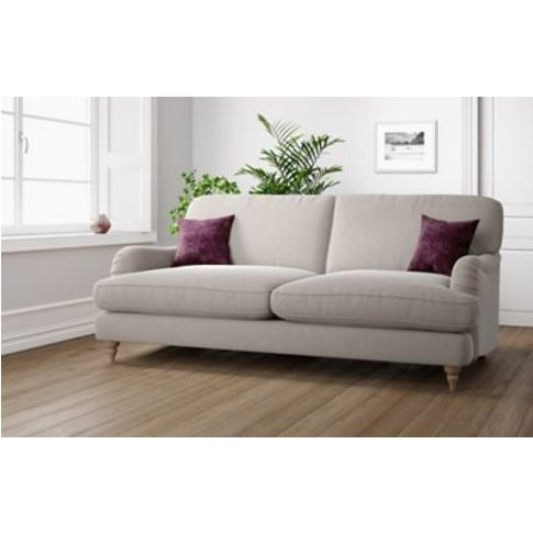M&S Rochester Extra Large Sofa - Xlge - Dark Brown, ...